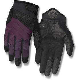 Giro Xena Gants Femme, dusty purple/black